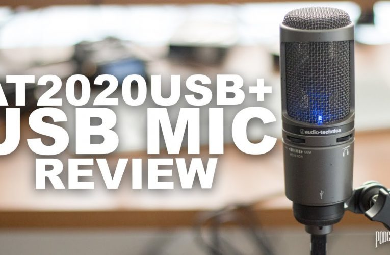 My Unbiased Review Of Audio-Technica AT2020USB